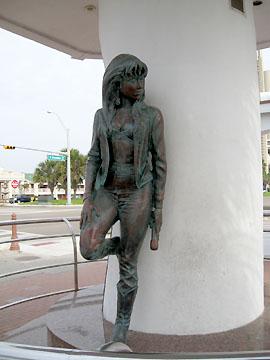 Walk At Corpus Christi Tx On March 9 2011